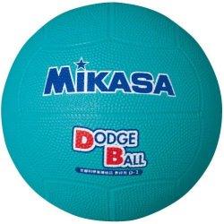 画像1: ミカサ ドッジボール【ゴム2号球】