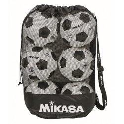 画像2: MIKASA メッシュボールバッグ巾着型 中